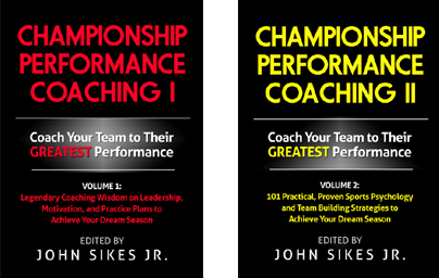 New Championship Coaching Book Series